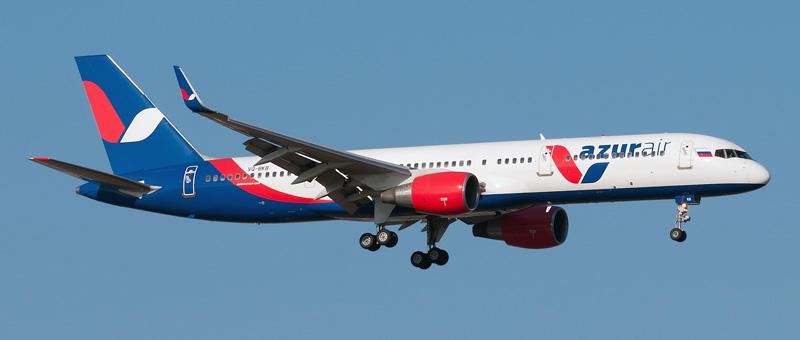 boeing 757-200 vq-bkb