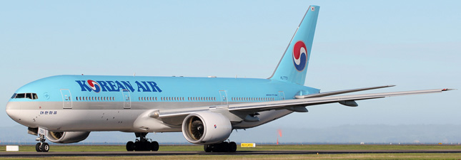 Boeing 777-200 Korean AirLines HL7751