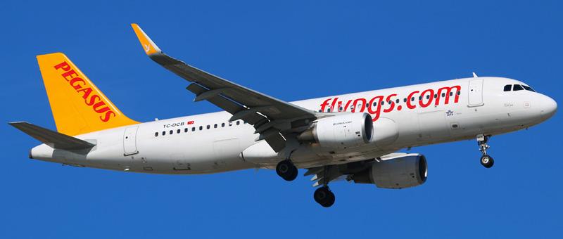 Airbus A320-200 Pegasus
