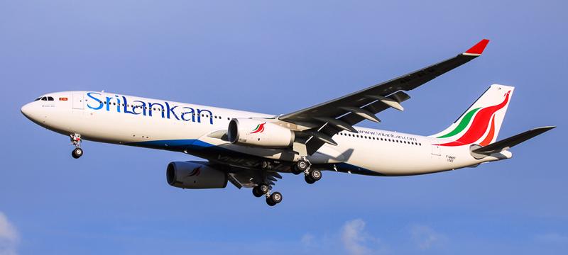 Airbus A330-300 Srilankan