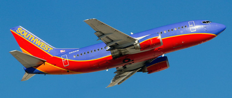 boeing 737-5h4 southwest airlines