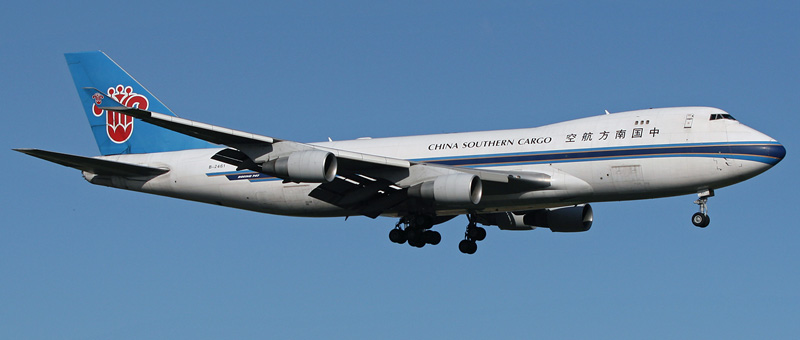 boeing 747-41b china southern airlines