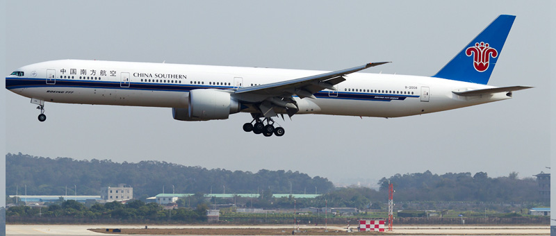 boeing 777-31ber china southern airlines