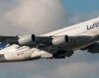 Схема салона Airbus A380-800 — Lufthansa