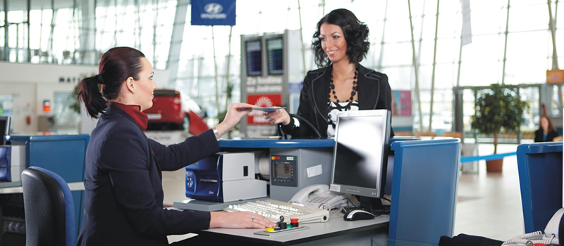 Регистрация в аэропорту. Как  пройти регистрацию  на самолет