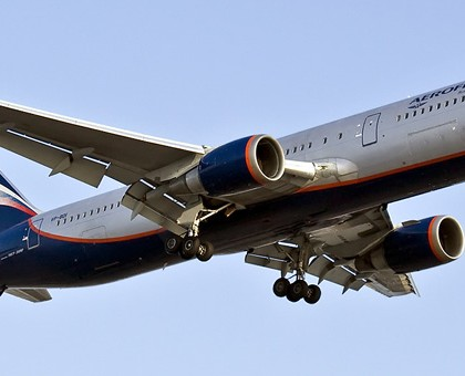 Схема салона и лучшие места в самолете Boeing 767-300 Аэрофлот