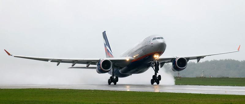 Схема салона и лучшие места в самолете Airbus A330-200 Аэрофлот