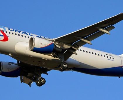 Схема салона и лучшие места в самолете Airbus A320 — Ural Airlines