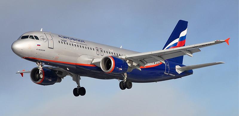 Схема салона и лучшие места в самолете Airbus A320 Аэрофлот