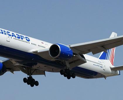 Лучшие места в самолете Boeing 777-300 — Трансаэро. Схема салона