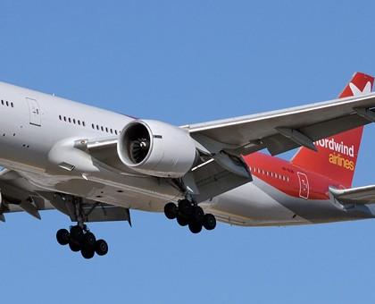 Схема салона Boeing 777-200 — Nordwind Airlines