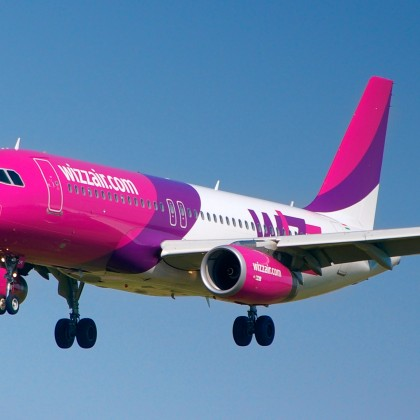 Схема салона Airbus A320 Wizz Air, Лучшие места на борту
